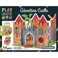Clementoni - 15286 - Play Creative - Macera Kalesi