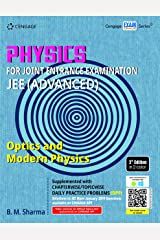 Physics for Joint Entrance Examination JEE (Advanced): Optics & Modern Physics Paperback