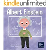 Albert Einstein: A Kid's Book About Thinking and Using Your Imagination (Mini Movers and Shakers 8)