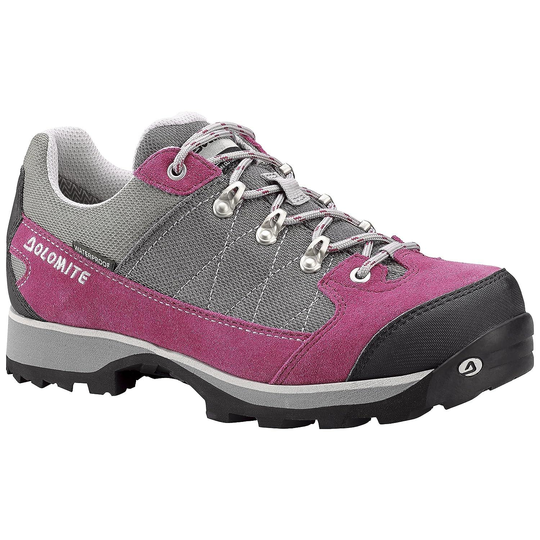 Dolomite Davos Low Low Low WP WMN GORE-TEX Schuhe Damen Echtleder-Trekkingschuhe Schnürschuhe Grau 250519-0811 008 b01793
