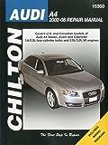 Audi A4 Sedan, Avant Automotive Repair Manual: 02-08 (Haynes Automotive Repair Manuals)