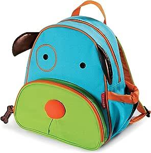 Skip Hop Zoo Pack Little Kids Backpack, Dog