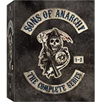Sons of Anarchy on Blu-ray