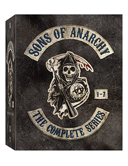 Sons of Anarchy The Complete Series [Blu-ray]