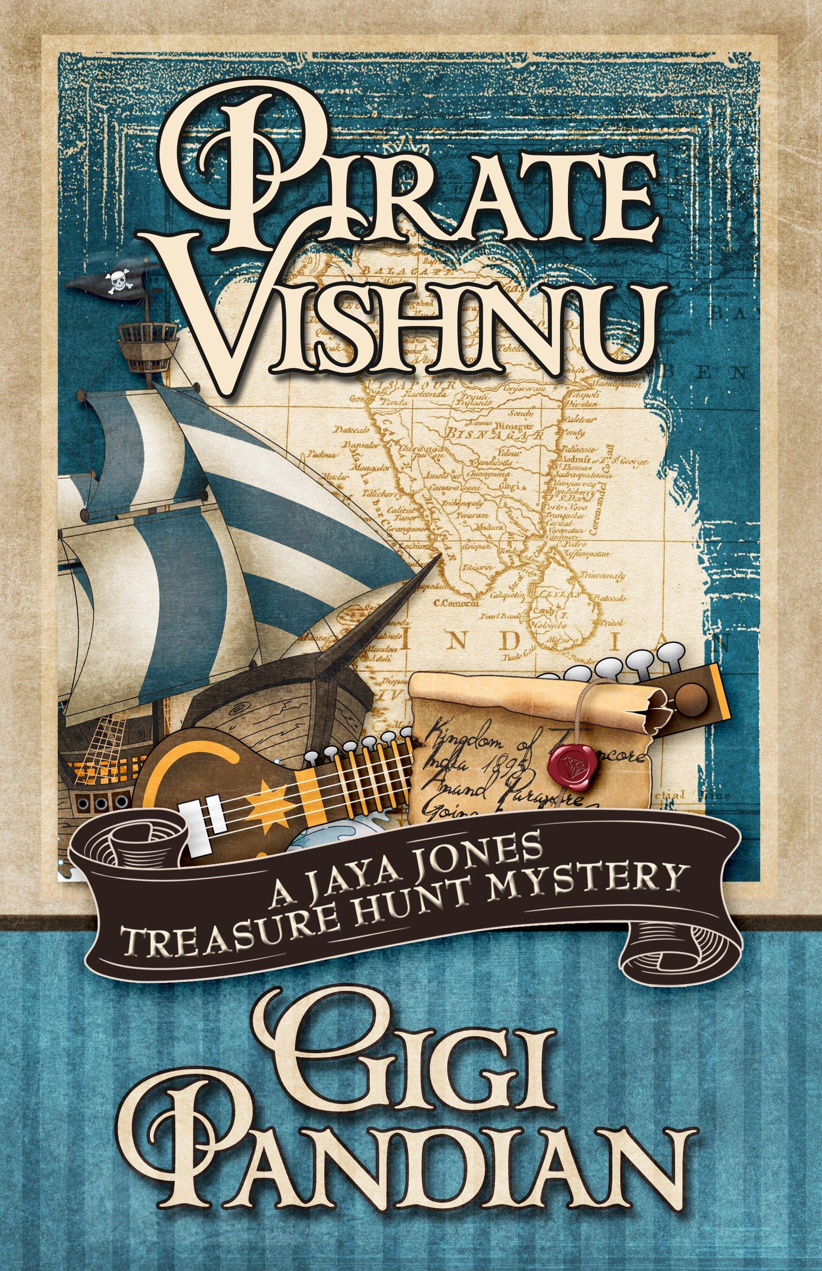 Download Pirate Vishnu pdf epub