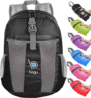 04b1538f482c bago 25L Lightweight Packable Backpack - Hiking Daypack for Travel Outdoor  Beach