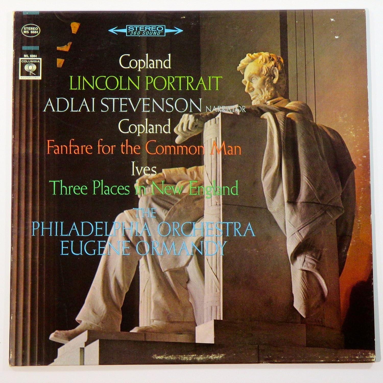 Copland, Ives, Eugene Ormandy, The Philadelphia Orchestra - Copland ...