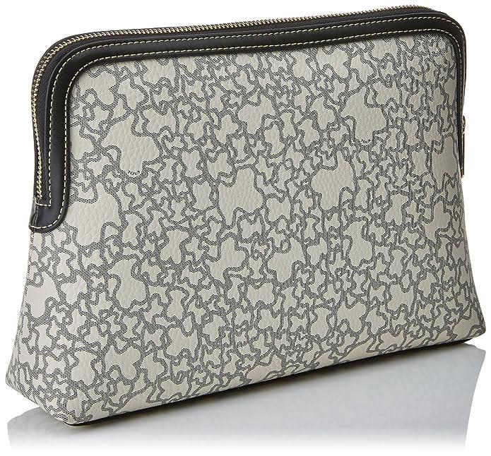 Amazon.com: Tous Neceser Grande Kaos Mini de Lona, Womens Bag Organiser, Beige, 7x21x29 cm (W x H L): Shoes