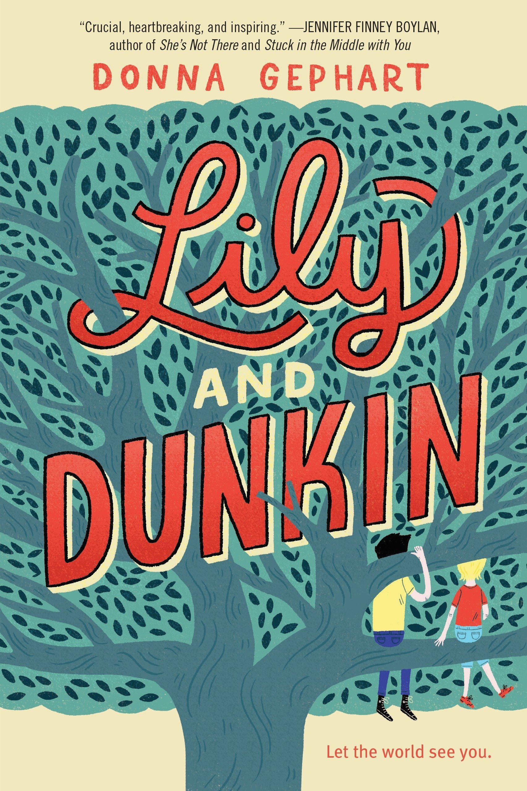 Lily and Dunkin: Gephart, Donna: 9780553536744: Amazon.com: Books