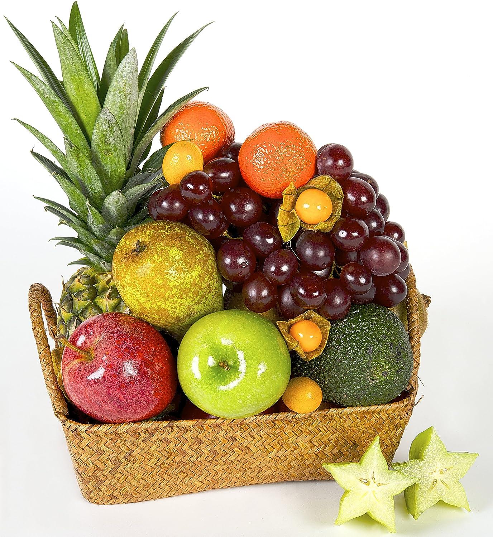 Regalo Original: Cesta de Frutas Gracias - Envío a Domicilio