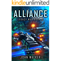 Alliance: Legacy War Book 3 (English Edition)