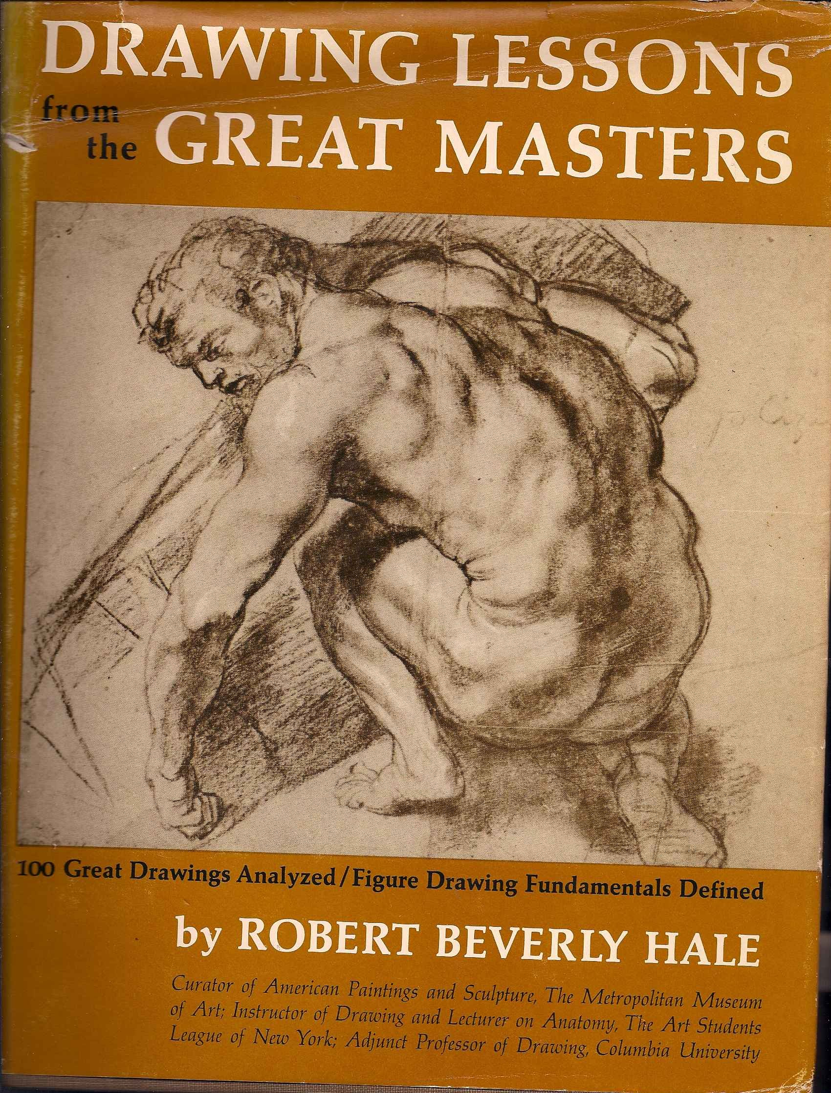 Drawing Lessons from the Great Masters: Amazon.de: Robert Beverly ...