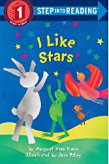 I Like Stars (Step into Reading) Paperback