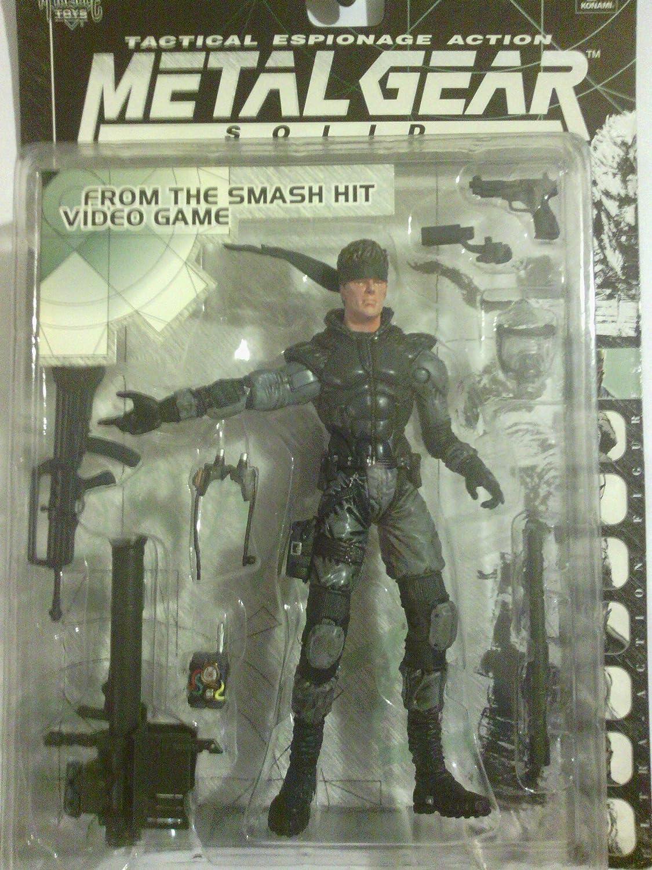 Metal Gear Solid 1998 McFarlane Action Figure - Solid Snake