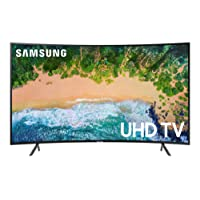 "Samsung 55NU7300 Curved 55"" 4K UHD 7 Series Smart TV 2018"