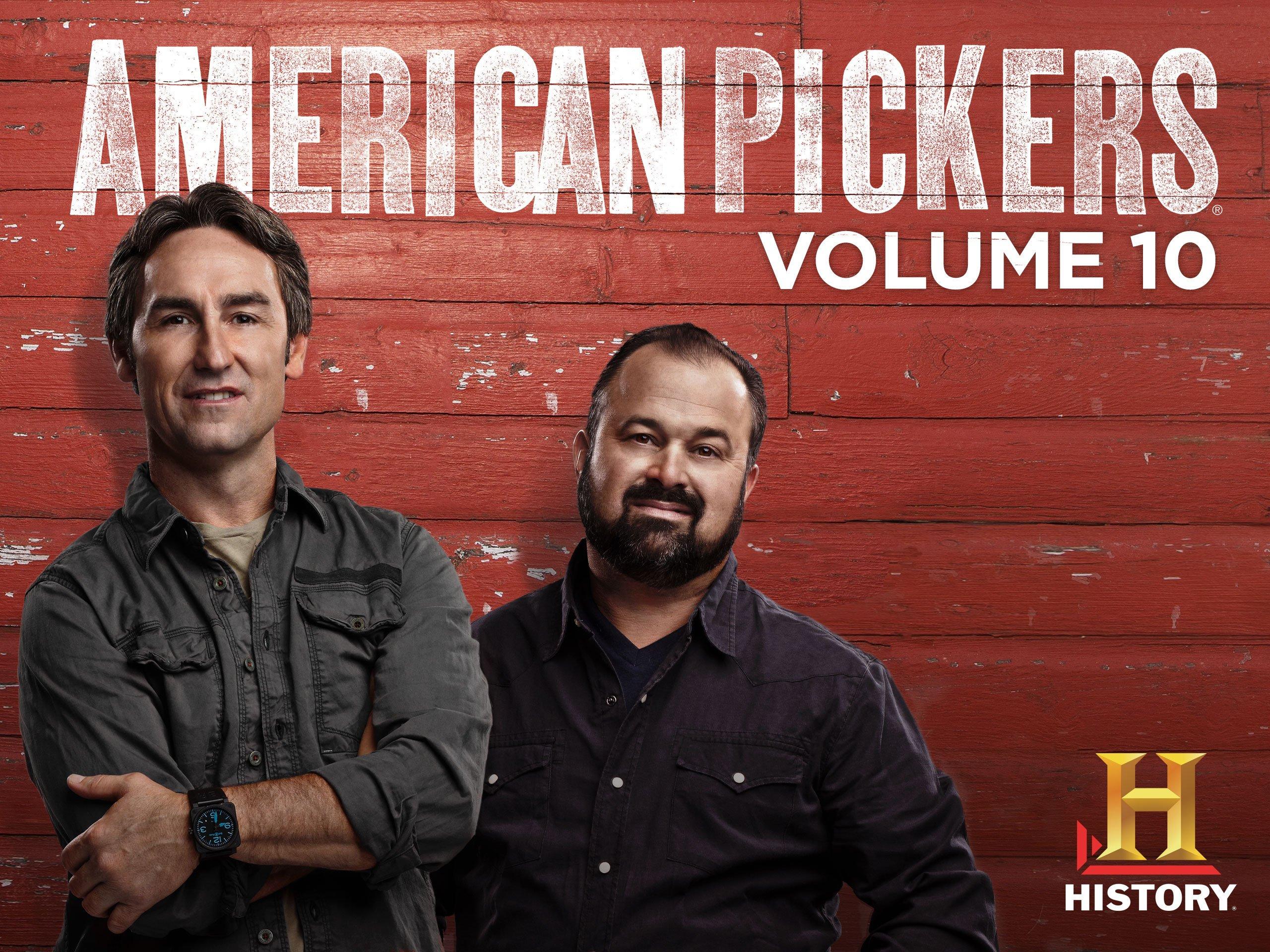 Watch American Pickers Season 10 Prime Video