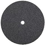3M Scotch-Brite XL-UW Unitized Silicon Carbide Soft Deburring Wheel - Fine Grade - Arbor Attachment - 6 in Diameter - 1/2 in Center Hole - 1/2 in Thickness - 13719 [PRICE is per