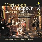 Graupner: Orchestral Works