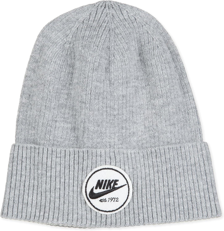 Amazon.com : Nike Mens Cuffed Core Beanie Sull Cap : Clothing