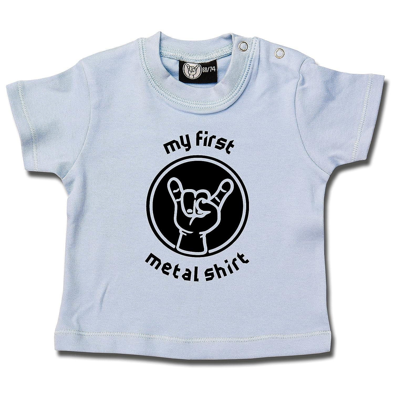 my first metal shirt Baby T-Shirt