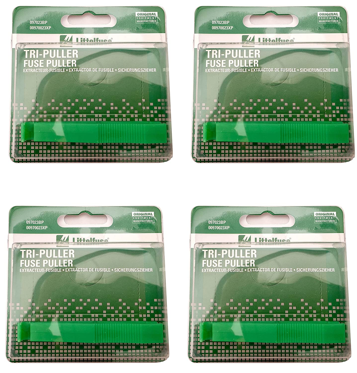 Littelfuse 097023bp Tri Puller Fuse Pack Of 1 2012 Chevy Traverse Box Removal Automotive
