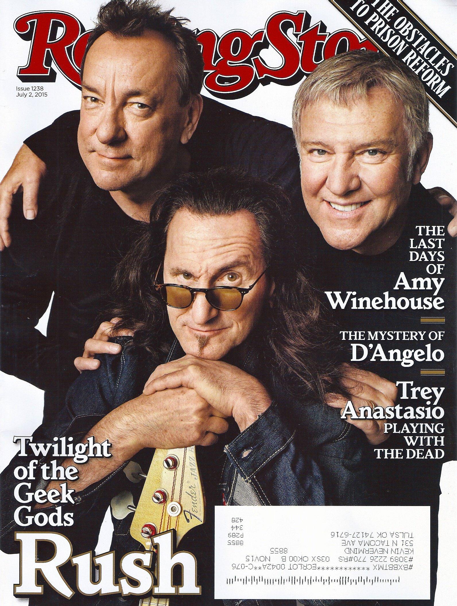 Rolling Stone Magazine, July 2, 2015 PDF