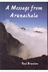 A Message from Arunachala Paperback