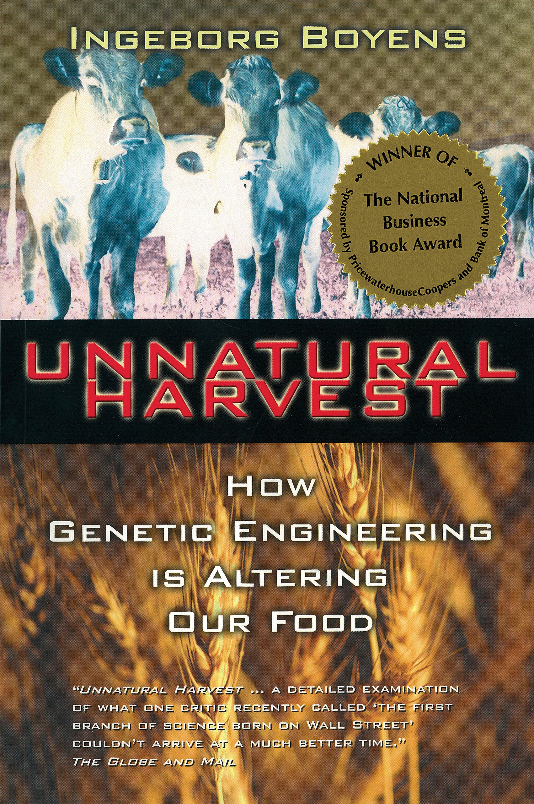 Download Unnatural Harvest: How Genetic Engineering is Altering Our Food pdf epub