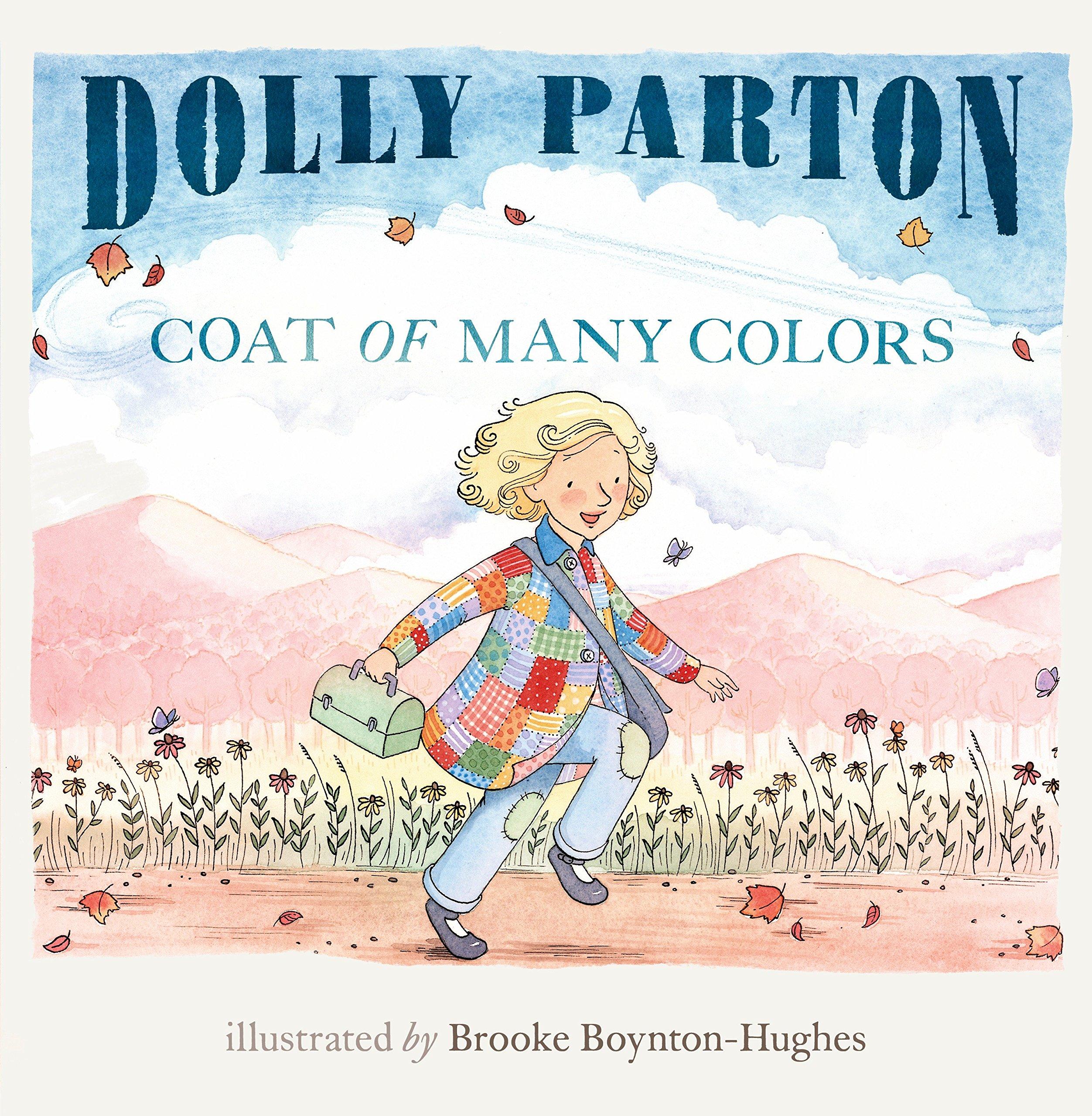 Amazon com: Coat of Many Colors (9780451532374): Dolly