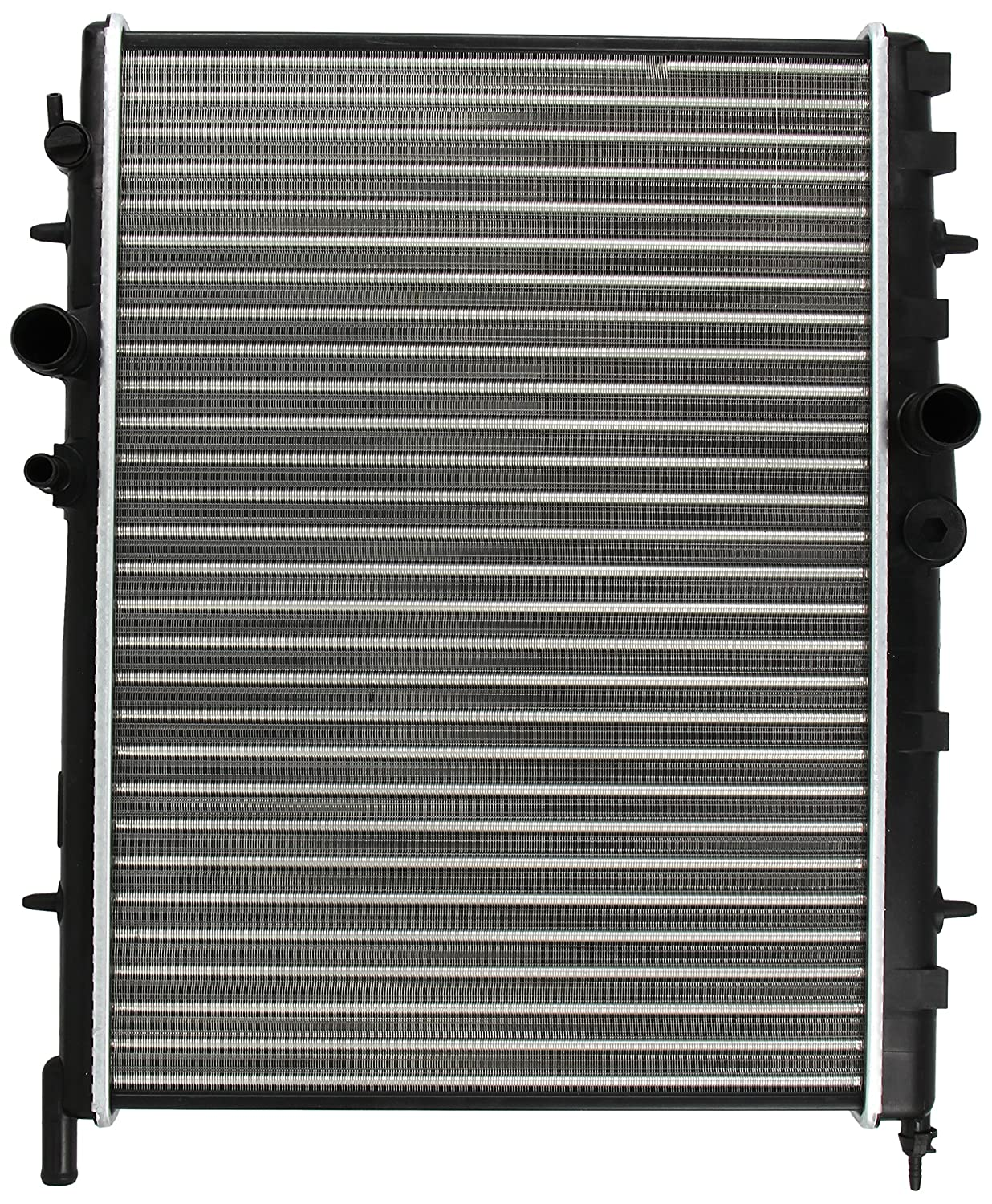 Nissens 63502 Radiator, engine cooling AutoMotion Factors Limited