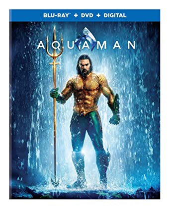 Amazon com: Aquaman (Blu-ray): Peter Safran, Deborah Snyder