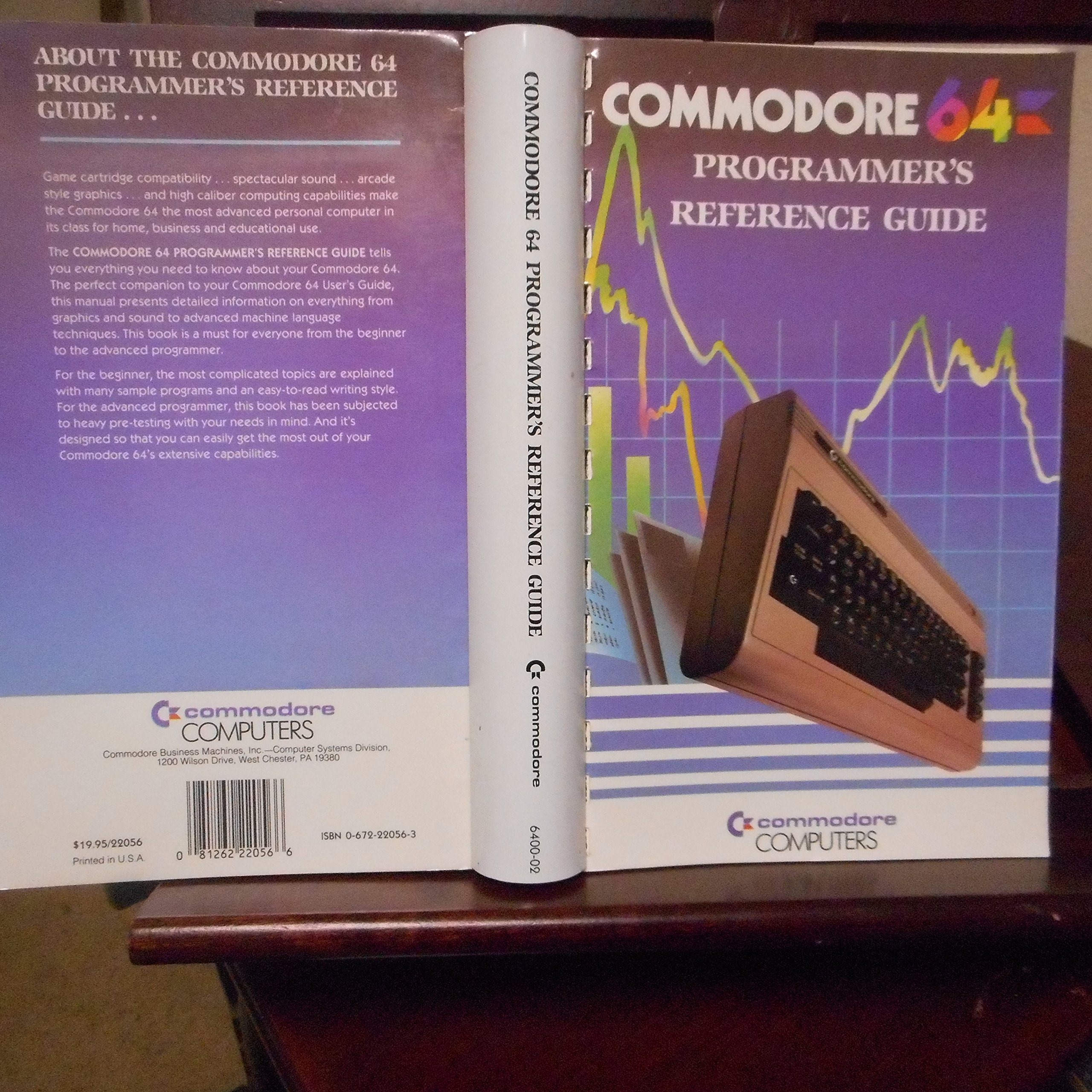 Commodore 64: Programmer's Reference Guide: Commodore Computers