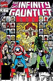 Infinity Gauntlet #2 (of 6) (English Edition)