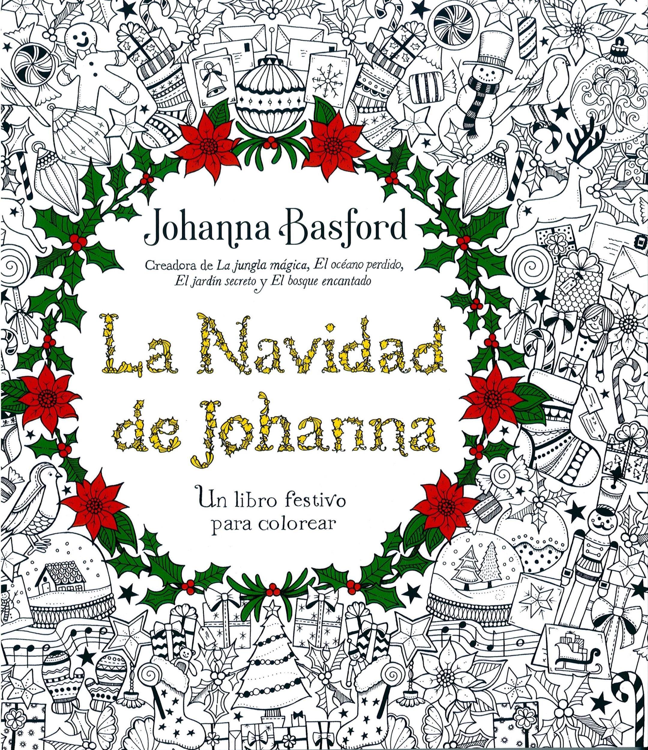 La Navidad de Johanna (Terapias Actividades): Amazon.es: Johanna ...