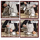 Bellemain French Press - Extra Filters Included