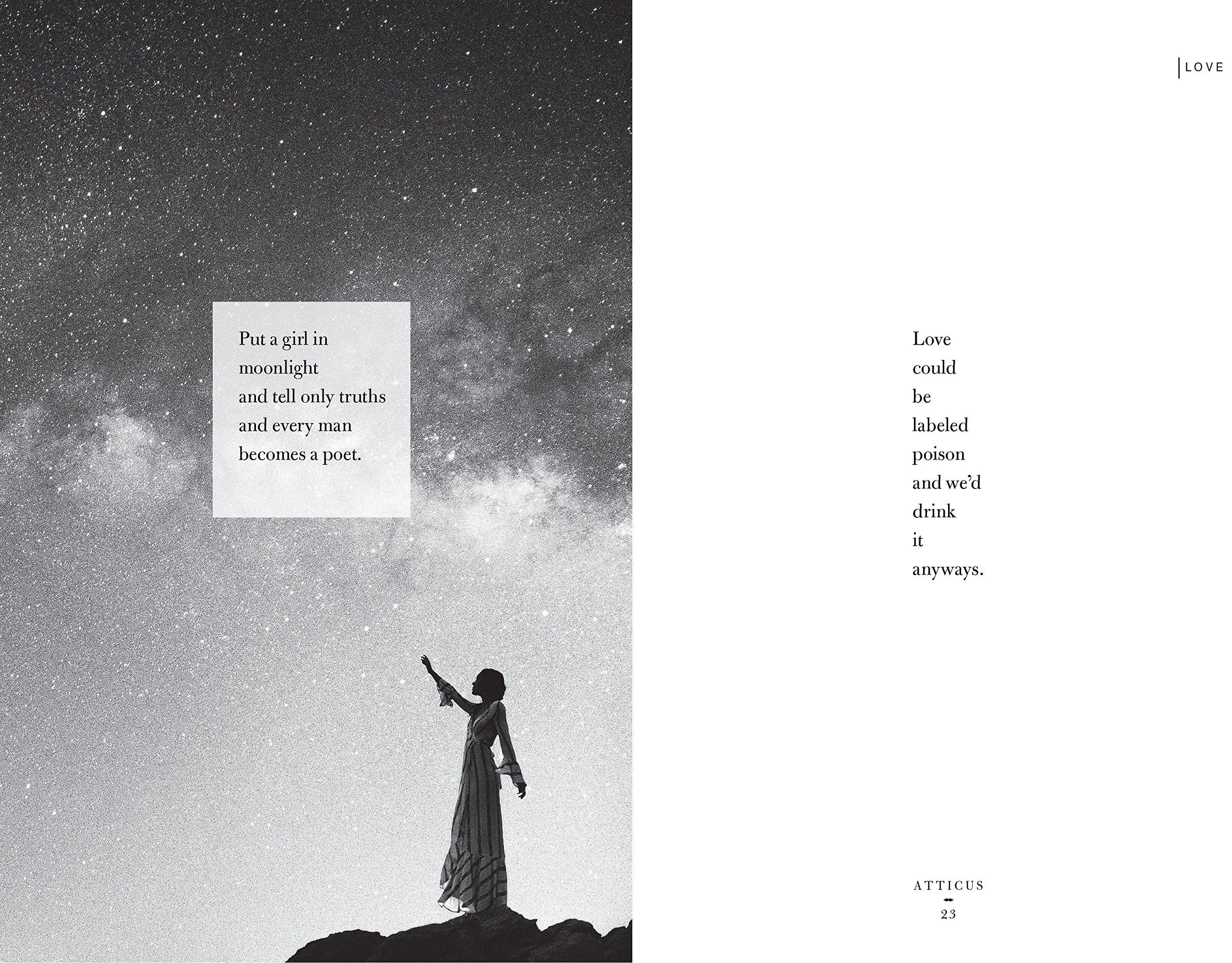 Love Her Wild Poetry Amazoncouk Atticus Poetry