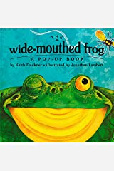 The Wide-Mouthed Frog (A Pop-Up Book) Hardcover