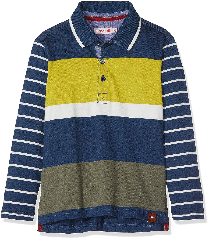 boboli Knit Polo for Boy Shirt Bóboli 506281