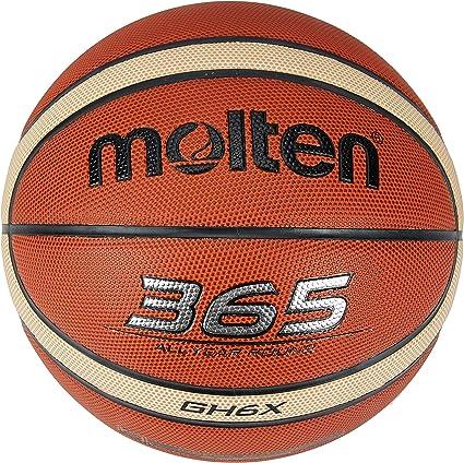 MOLTEN Indoor/Outdoor BGHX Parallel Pebble-Balón de Baloncesto ...