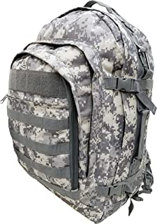 Explorer Bags B6 Deluxe Molle Tactical Sac à Dos Mixte Army Combat Uniform Grand BP22ACU