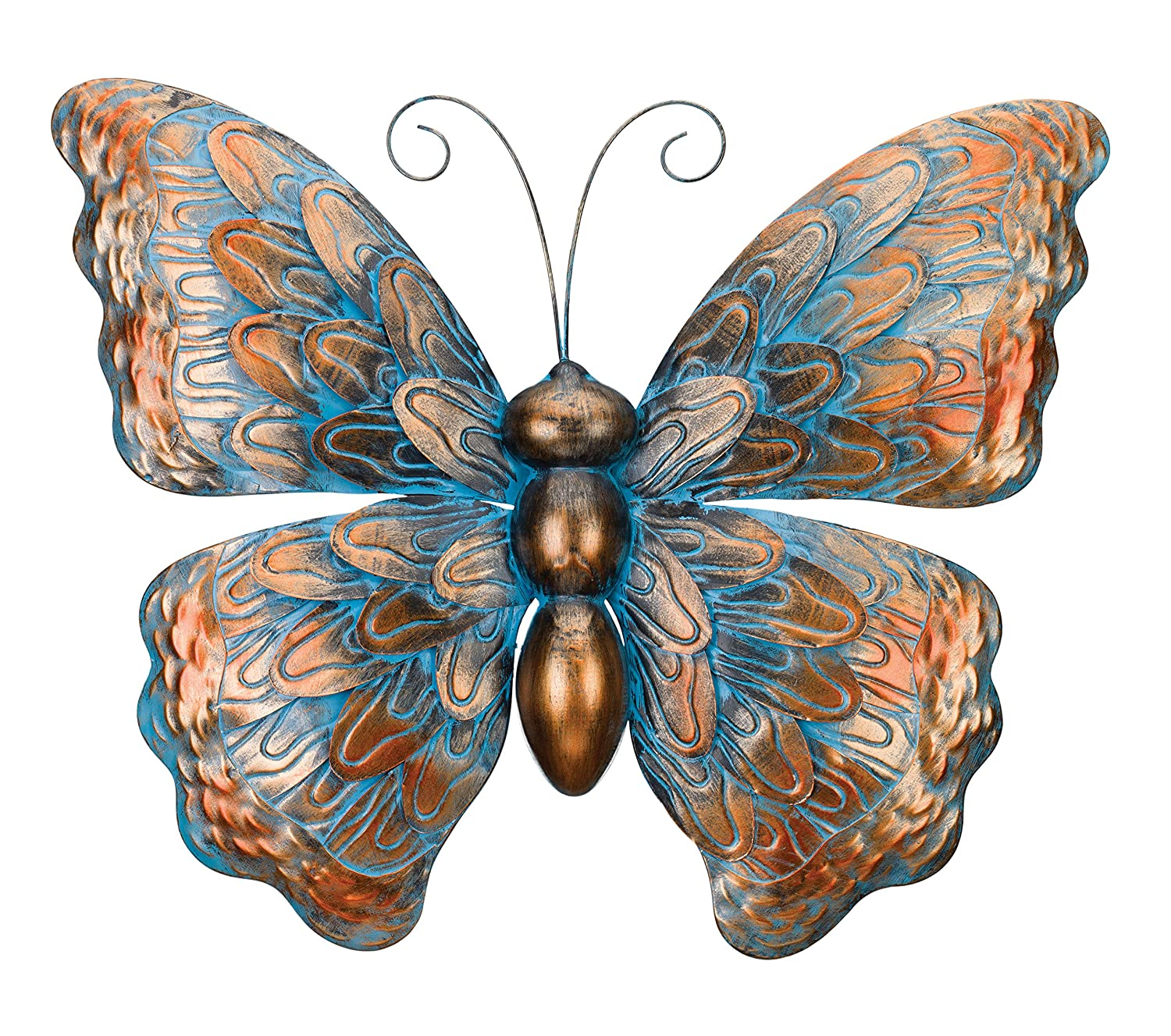 Regal Art & Gift Patina Butterfly Wall Decor