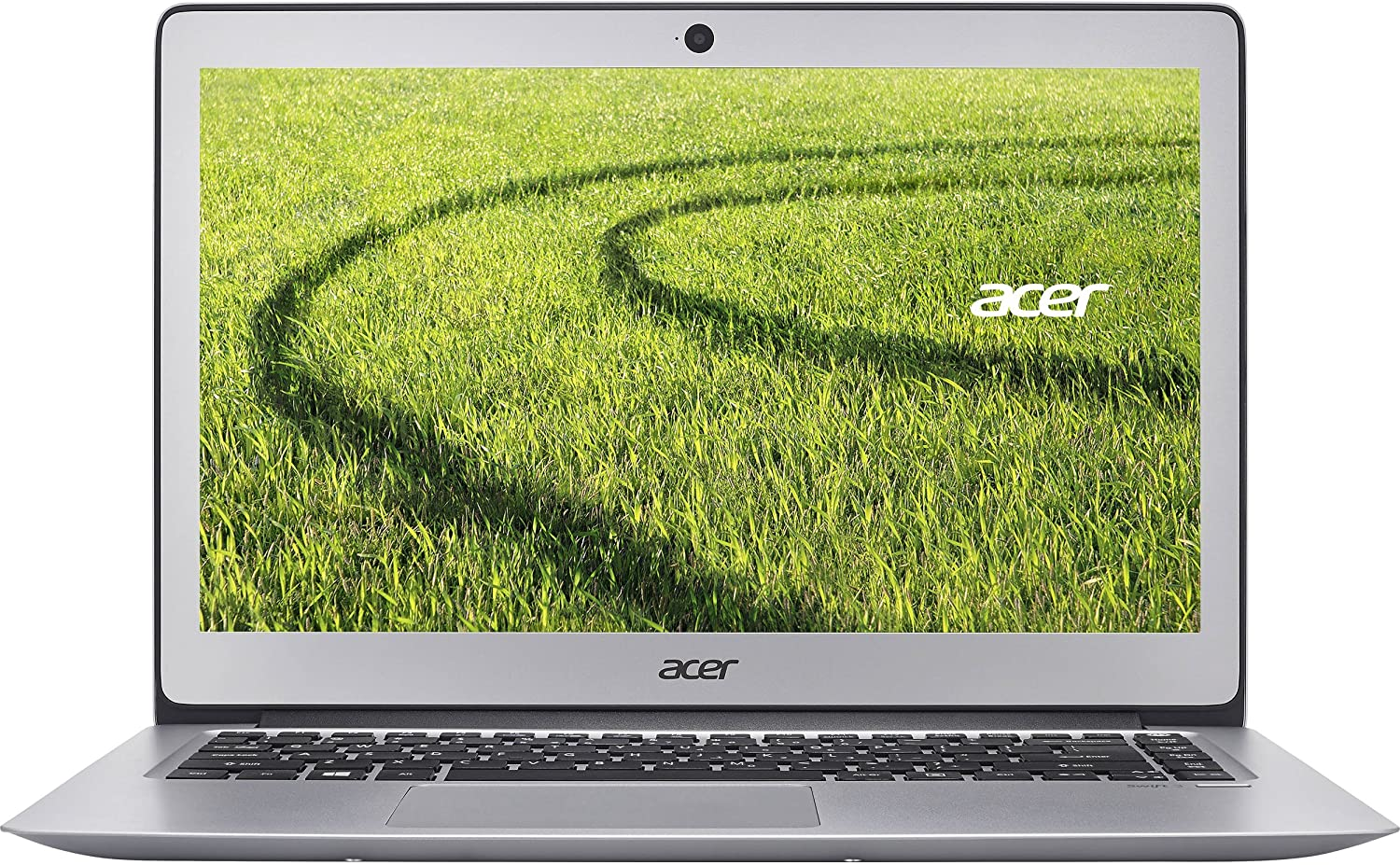 Acer Swift 3 SF314-52-517Z 14' Laptop Computer - Silver, Intel Core i5-8250U Processor 1.6GHz, 8GB DDR4 Onboard RAM, 256GB Solid State Drive, Microsoft Windows 10 (Renewed)