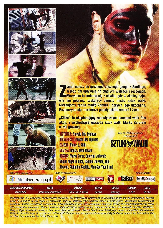 Kiltro [DVD]: Amazon.es: Marko Zaror, Caterina Jadresic ...