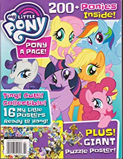 topix media special my little pony magazine 2017 with free gift
