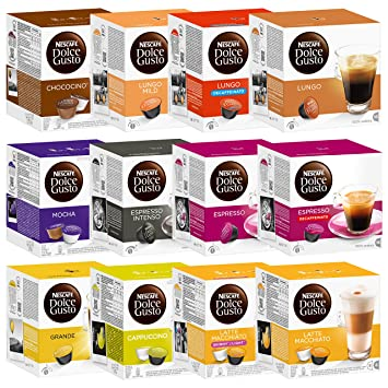 dolce gusto capsules husholdningsapparater. Black Bedroom Furniture Sets. Home Design Ideas