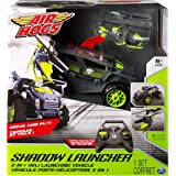 Spin Master Air Hogs Shadow Launcher Remote Controlled Car & Helicopter - Juguetes de Control Remoto (AA, 1,5 V, 279,4 mm, 134,6 mm, 304,8 mm, 1,23 kg)