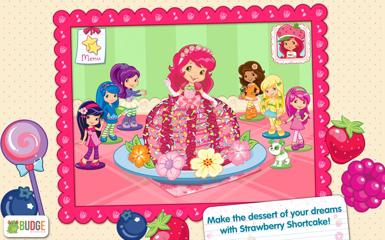 Amazon.com: Strawberry Shortcake Bake Shop - Dessert Maker ...