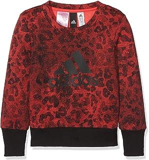 adidas J Zoo Hoodie Sweatshirt, Mädchen, Mehrfarbig (MULTCO MENCLA ... 75c3ddf14d