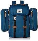 Poler Unisex Classic Rucksack Bag, Navy, One Size