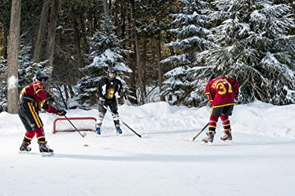 Outdoor Ice Rink Kit Canada